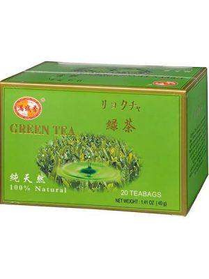 תה ירוק בשקיקים 40 גרם