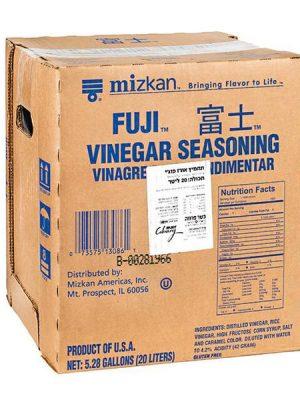 חומץ אורז פוג'י מיצקן מתובל לסושי 20 ליטר