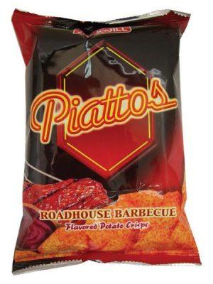 חטיף פיאטוס בטעם ברביקיו 90 גרם