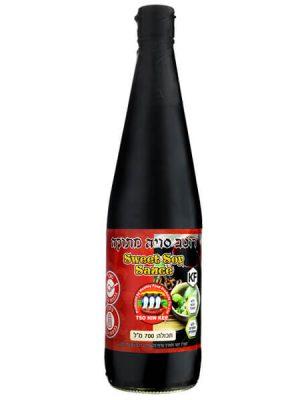 """רוטב סויה מתוקה 700 מ""""ל 3P"""