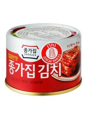 ג'ונגה קימצ'י - כרוב קוריאני כבוש בטעם מקורי 160 גרם