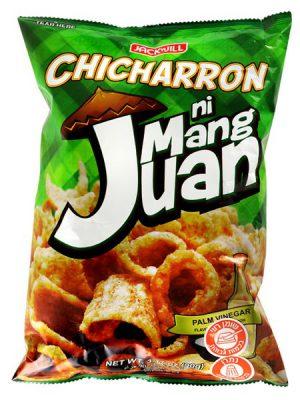 חטיף מנג ג'ואן בטעם צ'יצ'רון 90 גרם
